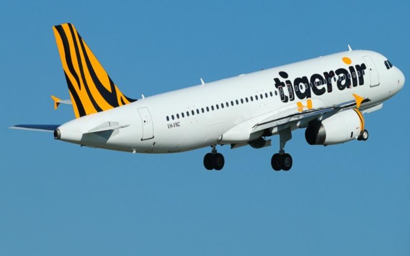 Tigerair Review