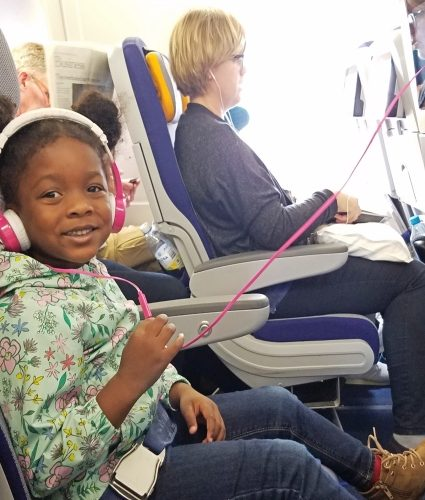 Tips for Preventing and Handling Jet-lag With Kids