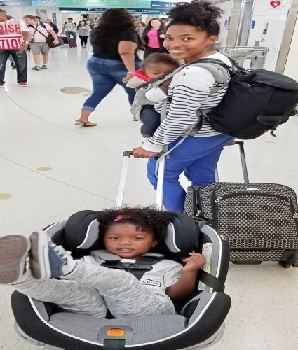 Brica SmartMove Toddler Car Seat Transporter Review