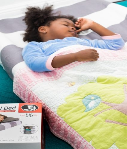 Sleeping On The Go With Young Kids