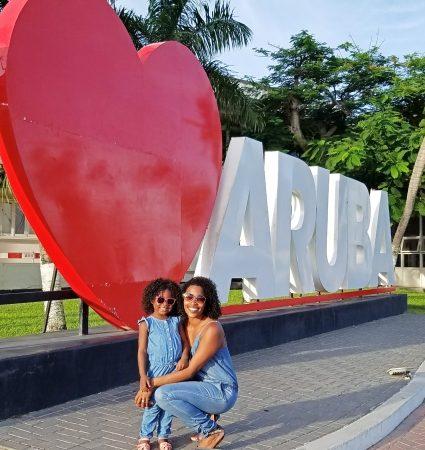 4 Days in Aruba