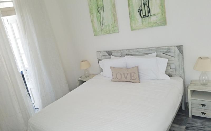 bedroom in apartment
