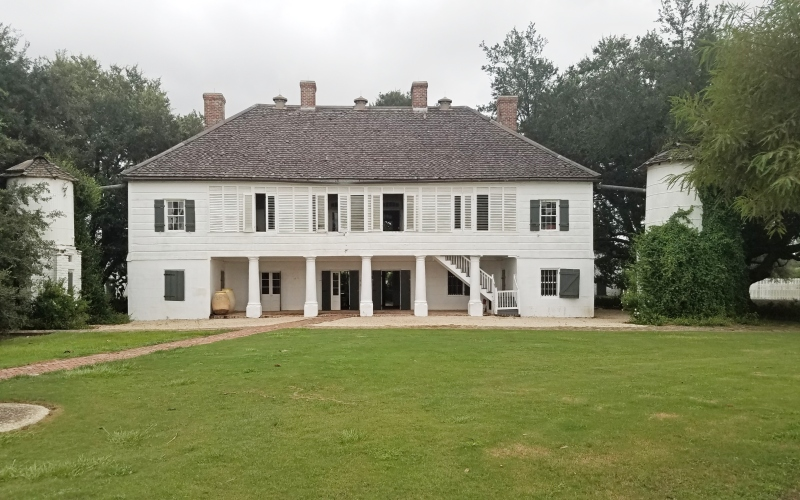 slave owners plantation house