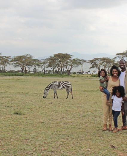 African Family Safari in Kenya