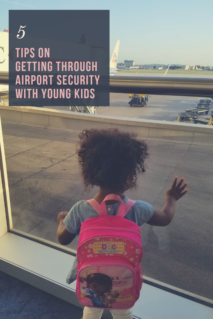 From using a baby carrier through airport securityto using a car seat carrier to get through the airport these tips will help you fly with kids.