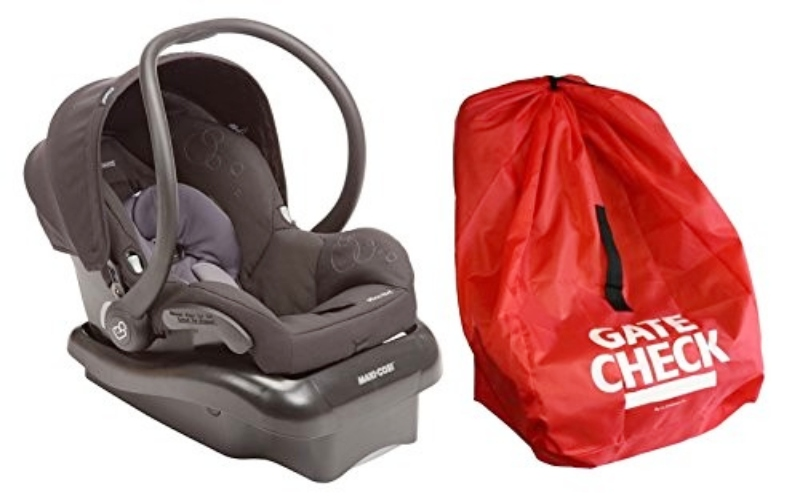 3 Reasons To Always Gate Check Your Car Seat | The Traveling Child