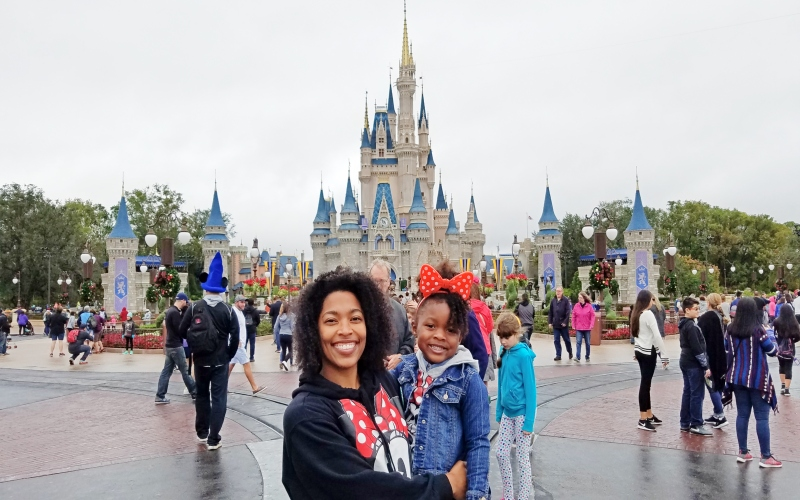 5 Reasons to Visit Disney World With Toddlers