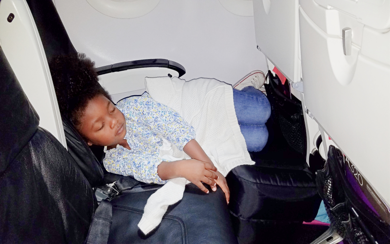 7 Tips on Traveling With a Sick Child