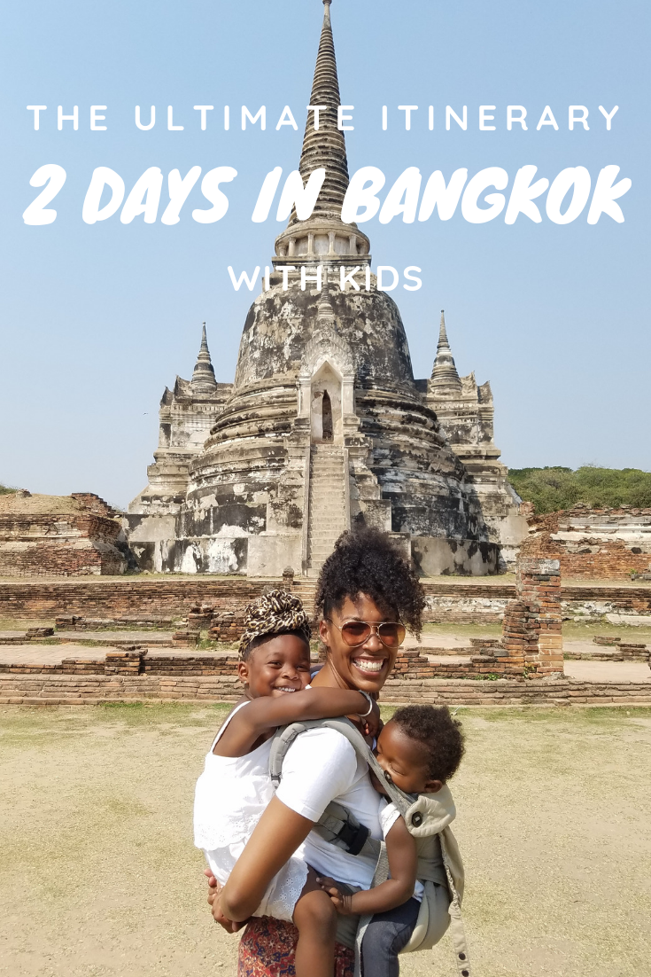 We spent 7 days in Thailand. After visiting Phuket and Chiang Mai we ended with 2 days in Bangkok. Two days in Bangkok is the perfect amount of time, here's what to do!