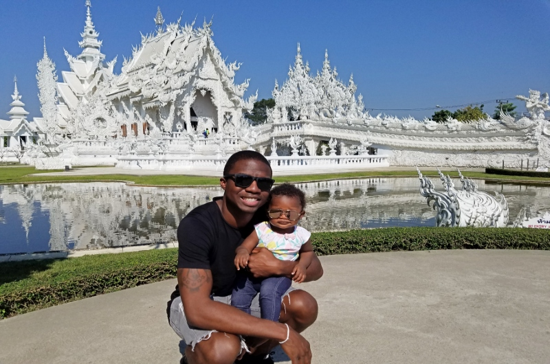48 Hours in Chaing Mai White Temple