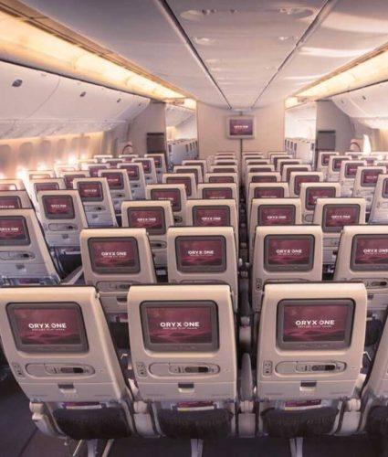 Best Airlines for Kids: Qatar Airways