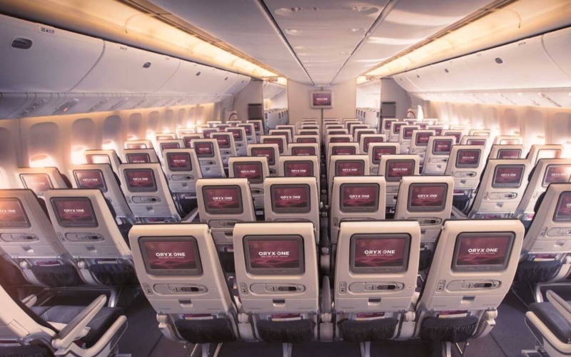 Best Airlines for Kids: Qatar Airways