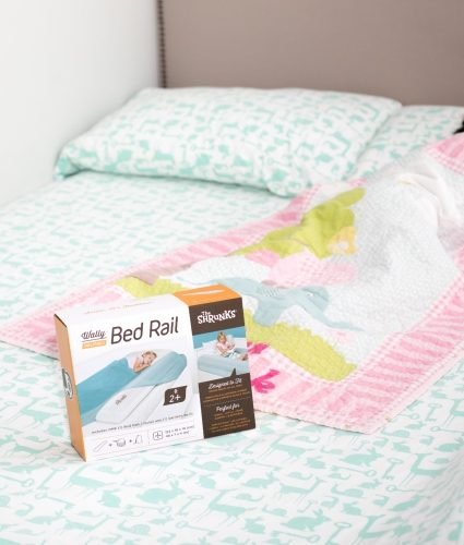 Wally Inflatable Bed Rails