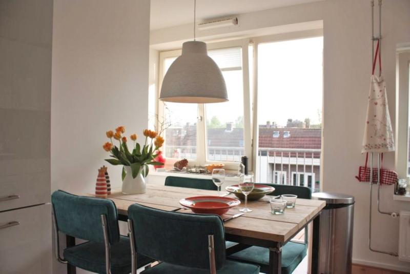 Amsterdam Airbnb near Amsterdal Centraal