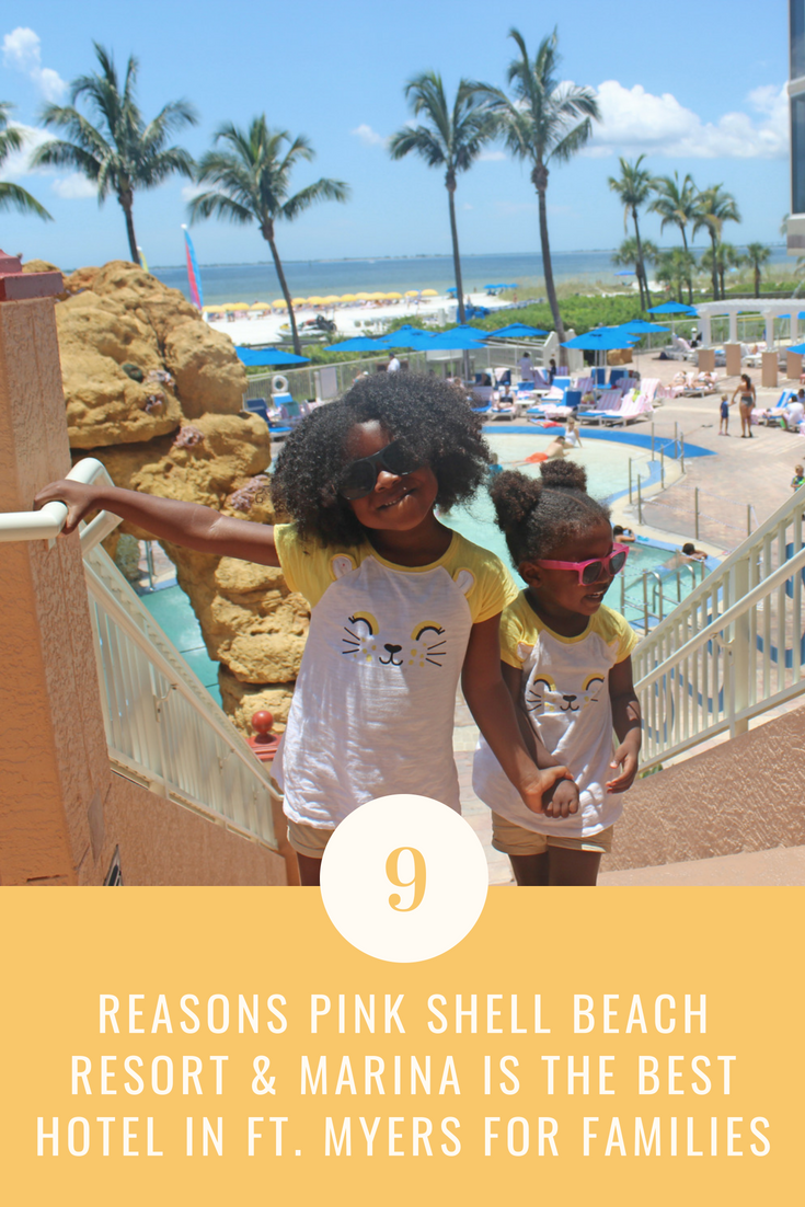 Looking for the best family hotel in Fort Myers? Here are 9 reasons Pink Shell BEach Resort & Marina is the best resort in Fort Myers.