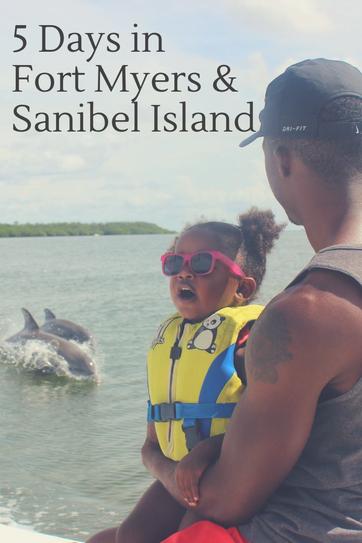 Visiting Florida's West Coast? Head to Fort Myers & Sanibel Island to experience the Gulf of Mexico. Here's how to spend 5 days in Fort Myers & Sanibel Island. #gulfofmexico #fortmyersbeach #sanibelisland #captivaflorida #pinkshellbeachresort