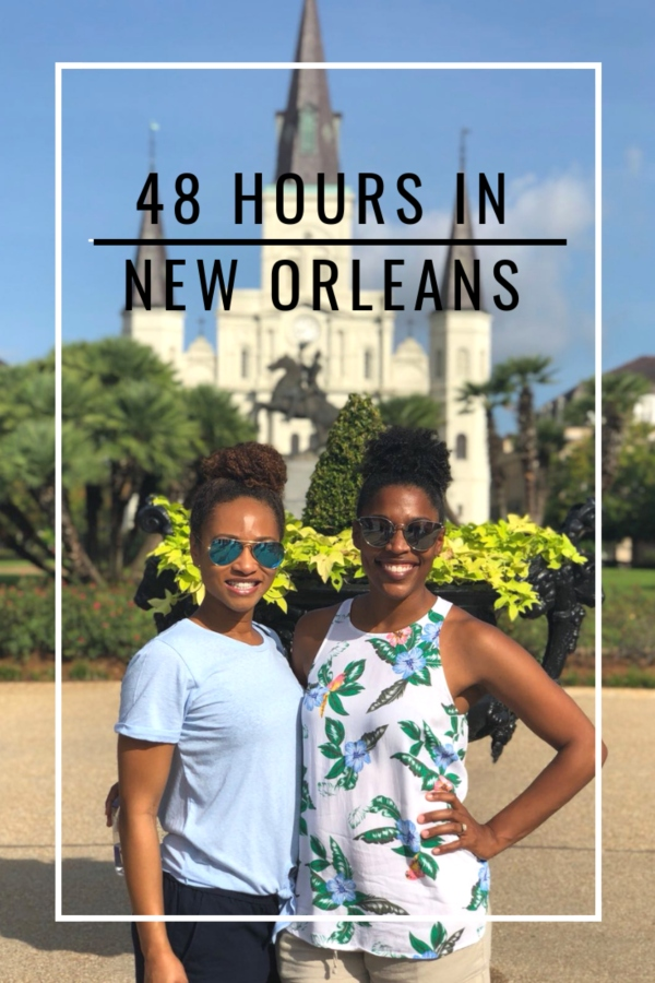 Heading to the Big Easy for a weekend? From culture to food to music, New Orleans has it all. Here is the perfect itinerary for 48 hours in New Orleans.