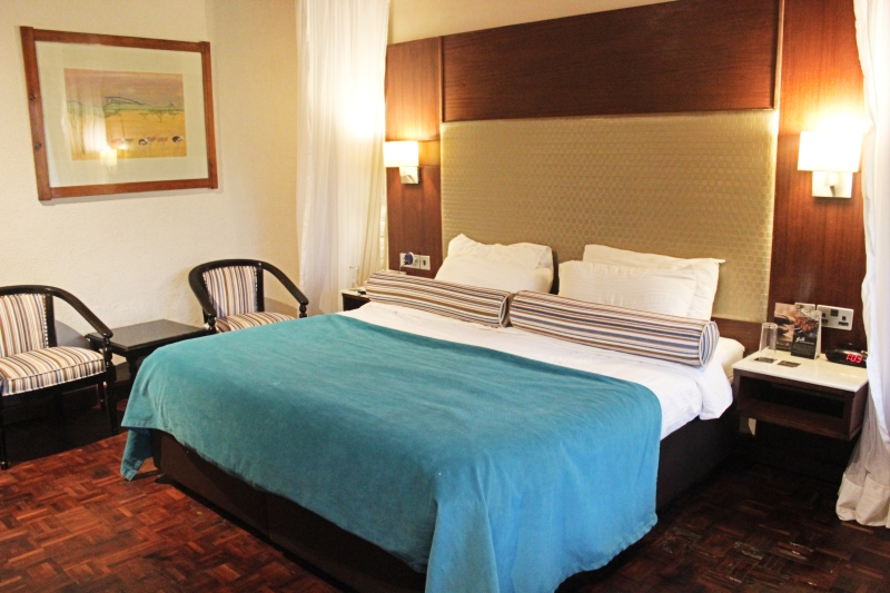 Lake Naivasha Country Club bedroom