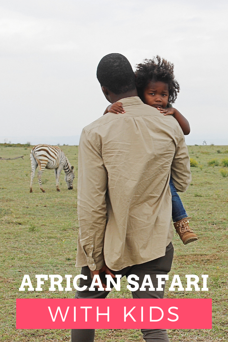 Going on a safari is a once in a lifetime experience. Some think they're not for kids, I disagree. Here's how to plan an African safari with kids in Kenya!