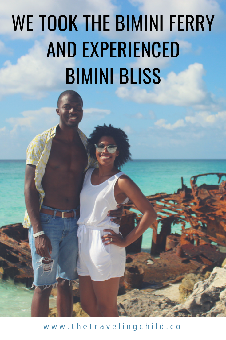 Bimini is 50 miles from Miami. Take the Bimini Ferry and arrive in just 2 hours! Here's everything you need to know about planning a Bimini vacation.