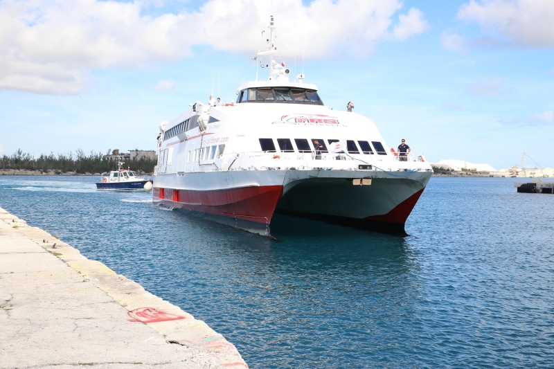 Bimini Ferry