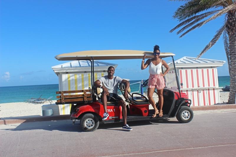 Resorts World Bimini Golf Cart Rental