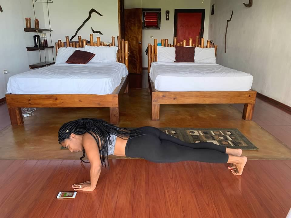 Staying Fit While Traveling: How I Use Gixo Fitness App for Travel Workouts