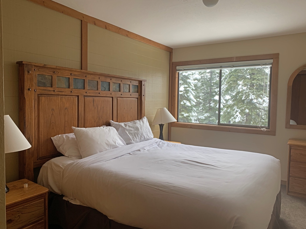 Northstar Ski Resort Indian Hills Condo Bedroom