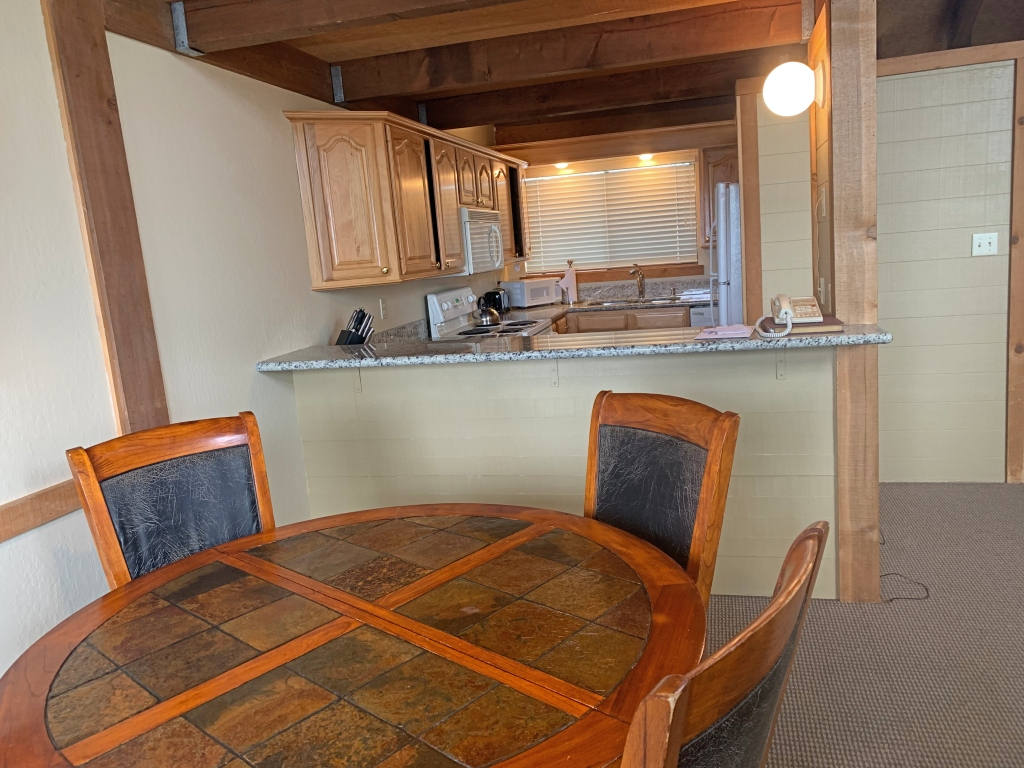 Northstar Ski Resort Indian Hills Condo Kitchen