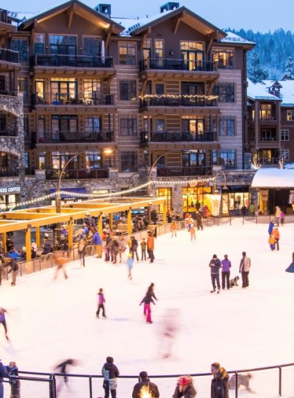 Best Lake Tahoe Resorts: Northstar Ski Resort