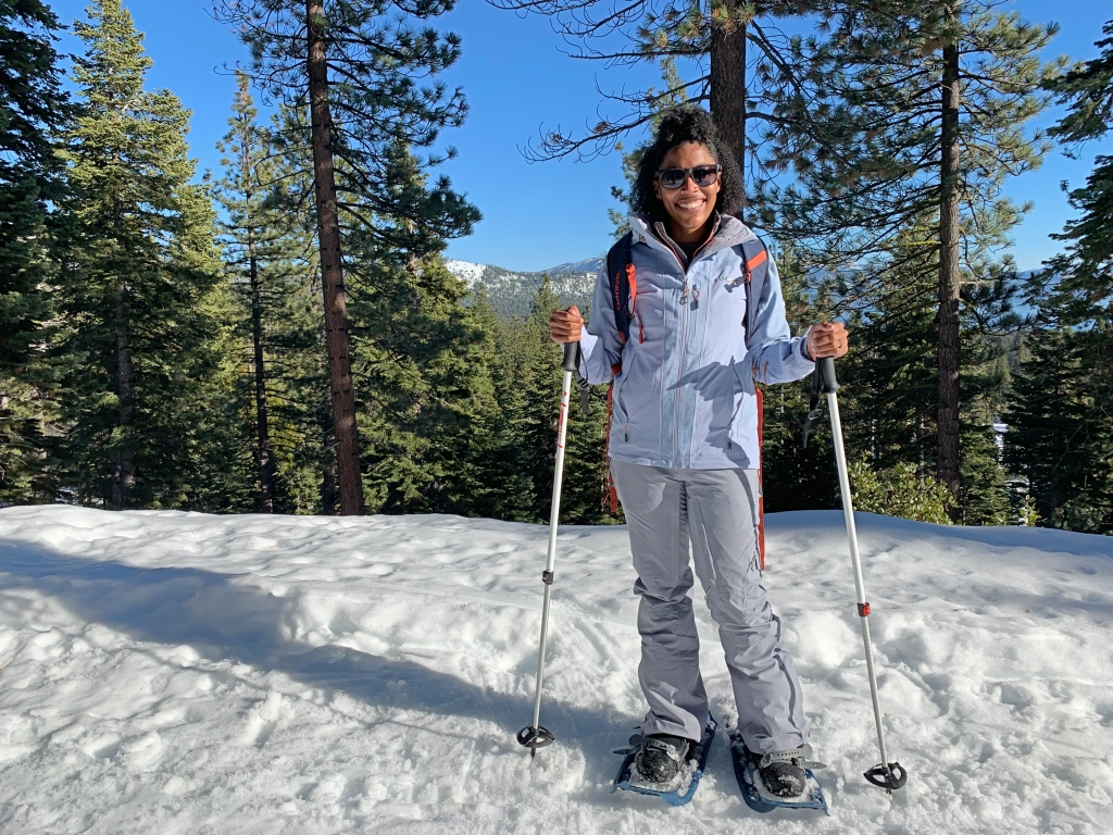 Things to do in Lake Tahoe in the Winter Snowshoeing in Lake Tahoe