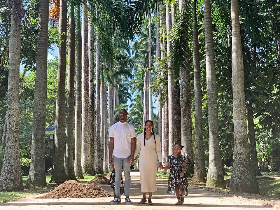 Brazil Vacation Jardim Botanico