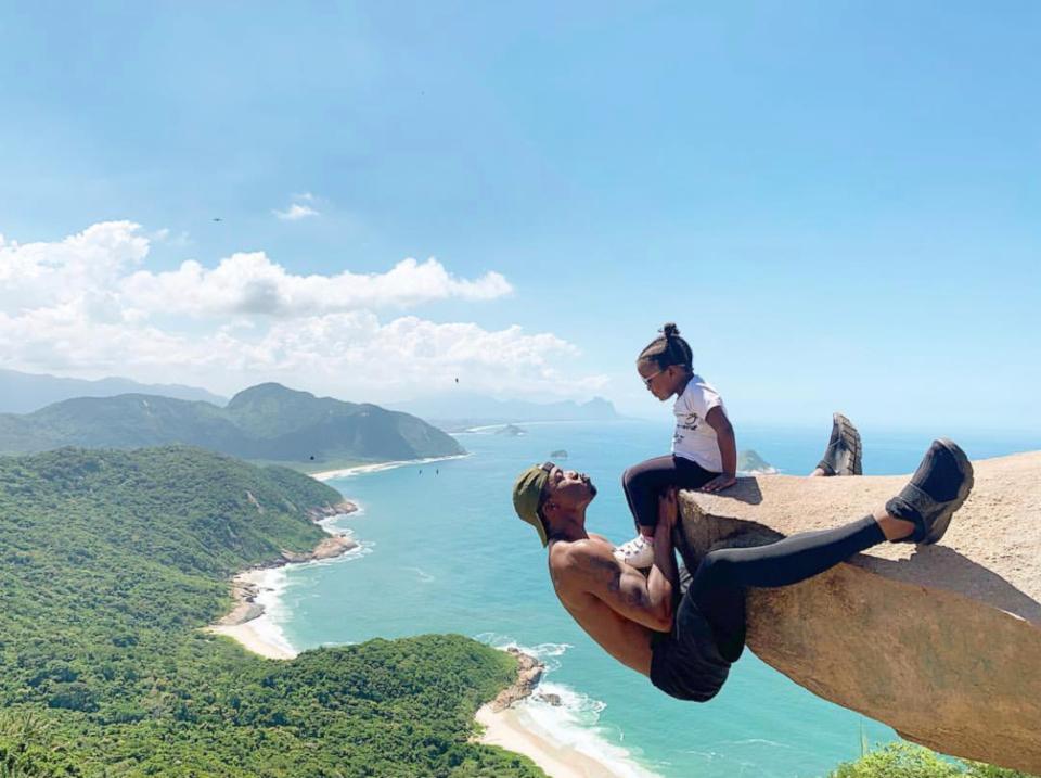 Brazil Vacation Pedra do Telégrafo