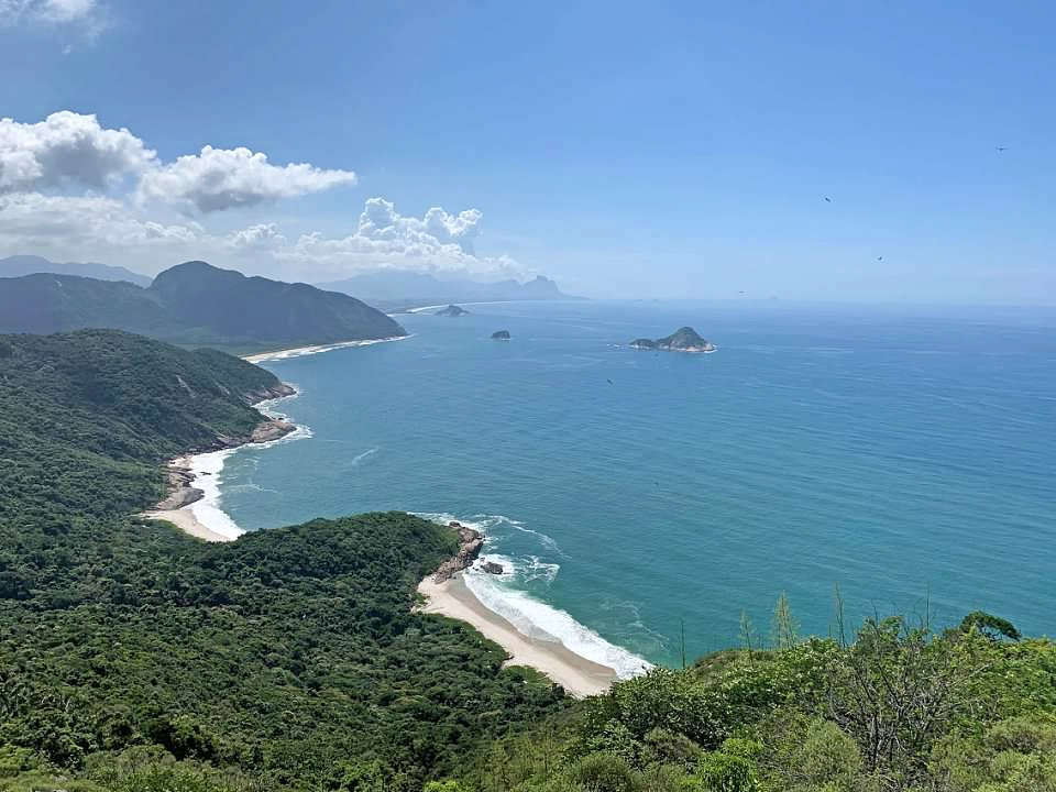 Pedra do Telegrafo View