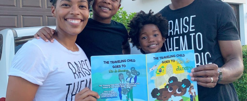 5 Travel-Themed Children's Books By Black Authors Your Family Needs