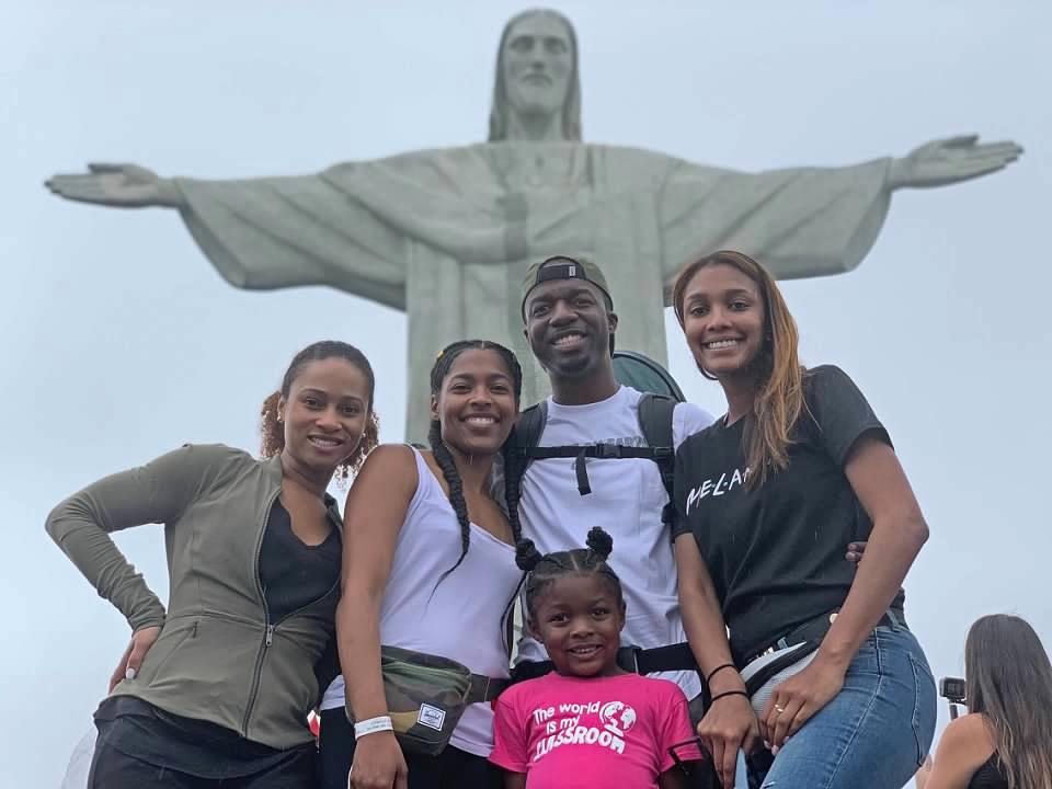 Rio de Janeiro Itinerary Christ the Redeemer