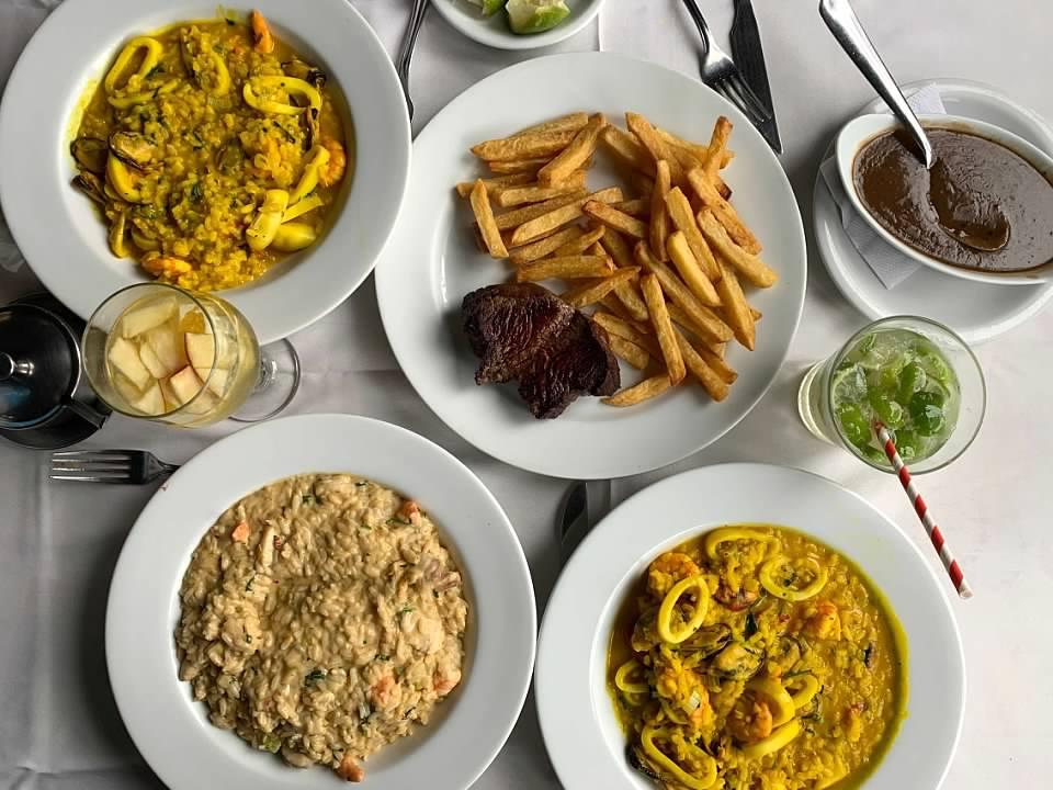 Rio de janeiro vacation la maison restaurant