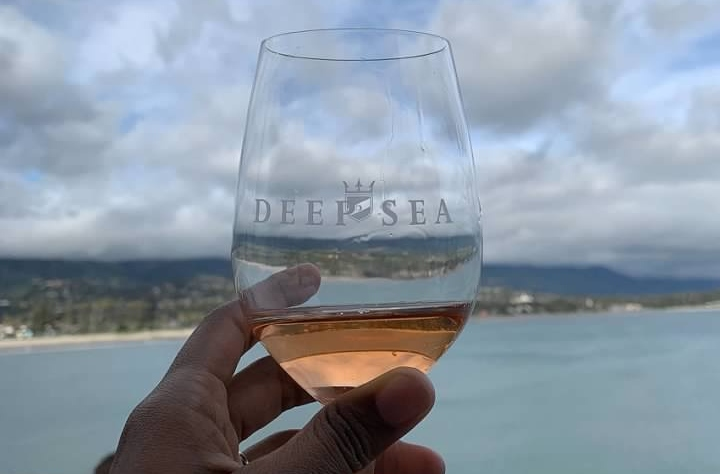 Wine Tasting in Santa Barbara Deep Sea Winery