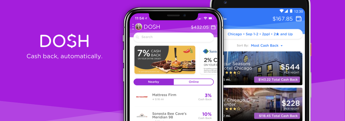 How to Save Money to Travel with the Dosh App
