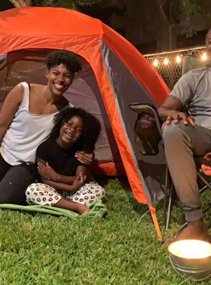 Backyard Camping, The Perfect Staycation Idea for Families