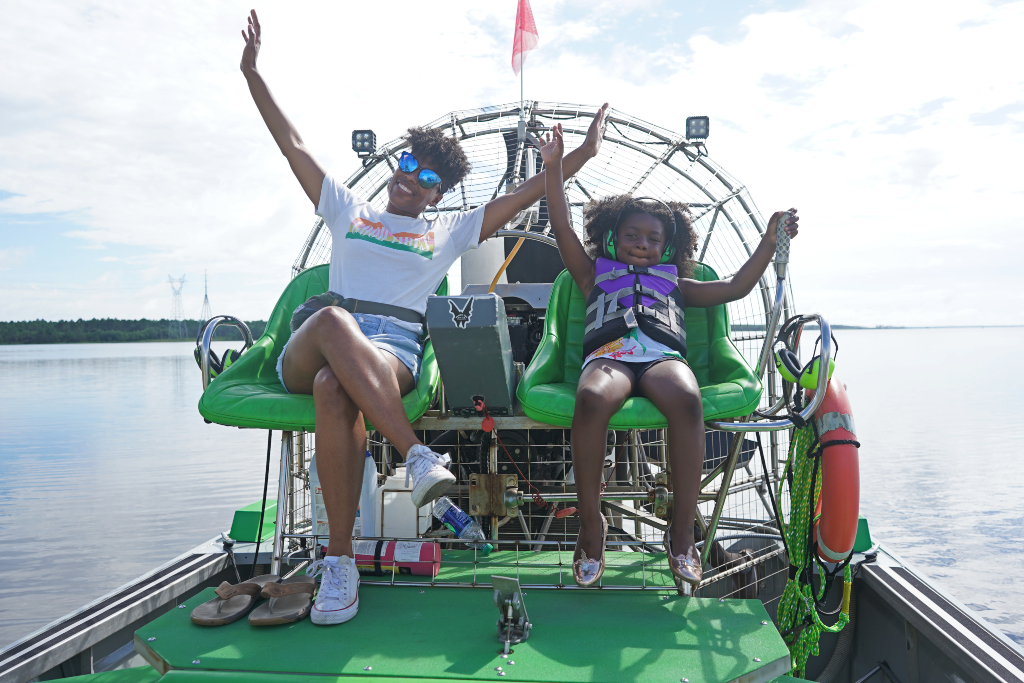 Things to do in Panama City Beach with kids Wild Thang Airboat Tours