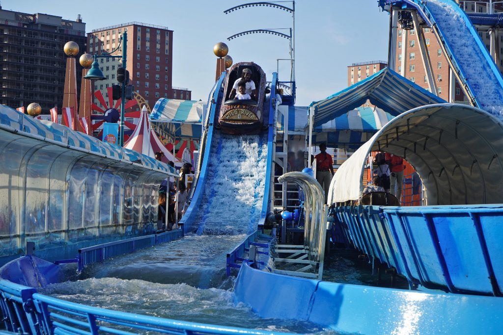 Things to do in NEw York with kids visit Coney Island