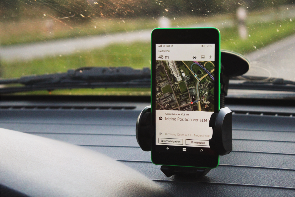 RV navigation app to use while taking a motorhome on a road trip